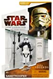 Star Wars 2009 Legacy Collection Legends Carded Sandtrooper - New Packaging