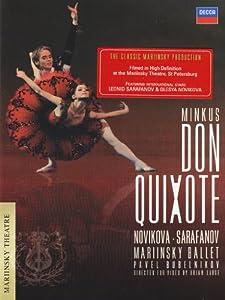 Don Quixote: Mariinsky Ballet (Bubelnikov) [DVD] [2009]