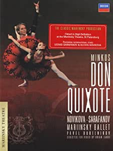 Don Quixote [(+booklet)]