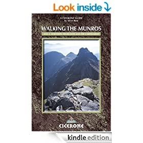 Walking the Munros Vol 2 - Northern Highlands and the Cairngorms (Cicerone British Mountains)