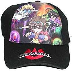 Bakugan Hat Boys Baseball Cap