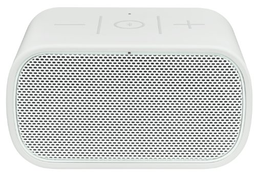 Logitech UE 984-000296 Mobile Boombox Bluetooth Speaker and Speakerphone (White Grill/Light Grey)