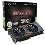 EVGA GTX980 CLASSIFIED ACX 2.0 4GB GD...