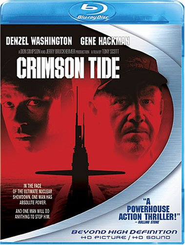 Cover art for  Crimson Tide [Blu-ray]