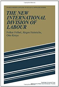 New international division of labour thesis