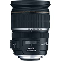 Canon EF-S 17-55mm f/2.8 IS USM Lens for Canon DSLR Cameras by Canon