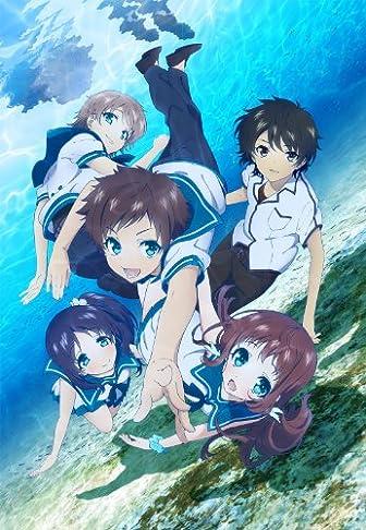 凪のあすから 第3巻 (初回限定版) [Blu-ray]