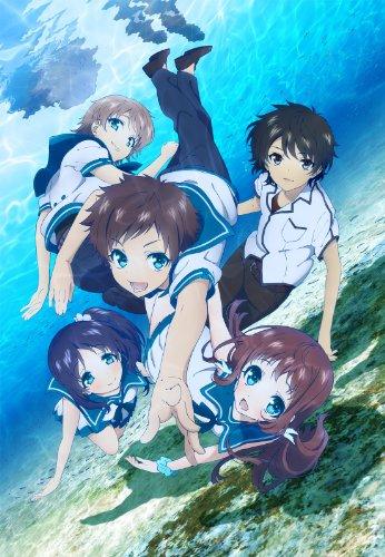 凪のあすから 第2巻 (イベント応募台紙付き 初回限定版) [Blu-ray]