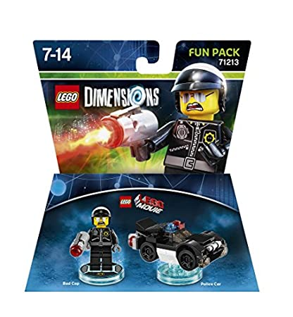 LEGO Dimensions: Fun Pack - LEGO Movie Bad Cop