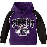 NFL Baltimore Team Two Tone Fleece Hoodie