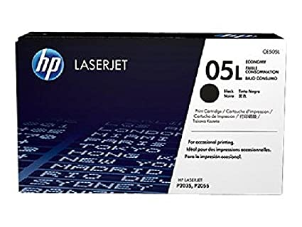 CE505L hP lJP2035 cARTR bLACK 1000pages iSO/iEC 19752 hP05L