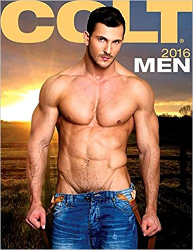 Colt 40 - 2006 Jim French Male Nudes