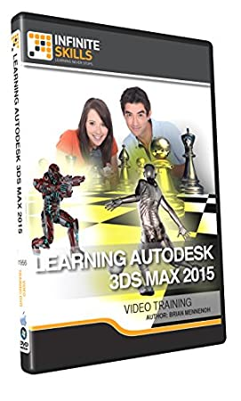 Learning Autodesk 3ds Max 2015 - Training DVD