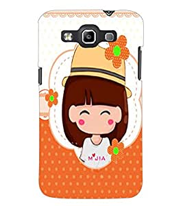 PrintDhaba Cartoon D-2978 Back Case Cover for SAMSUNG GALAXY WIN i8552 (Multi-Coloured)