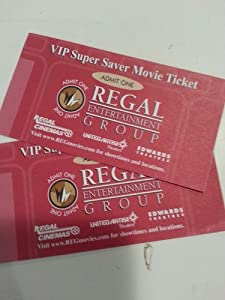 Costco product reviews and customer ratings for Regal Entertainment Group Premiere Super Saver 5 Movie Tickets. Read and compare experiences customers have had with.