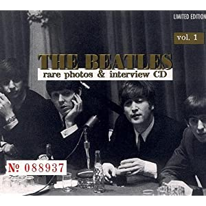 Rare Photos & Interview CD Vol.1