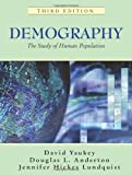 img - for Demography: The Study of Human Population, Third Edition book / textbook / text book