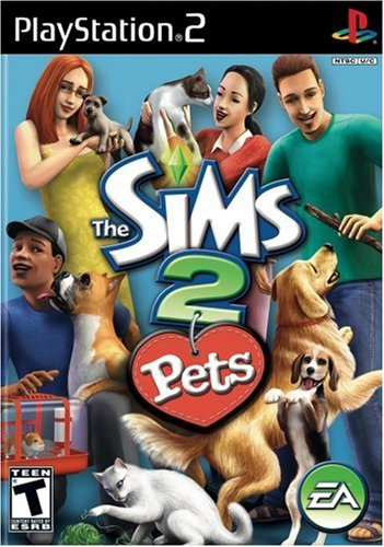 Electronic Arts-The Sims 2 Pets