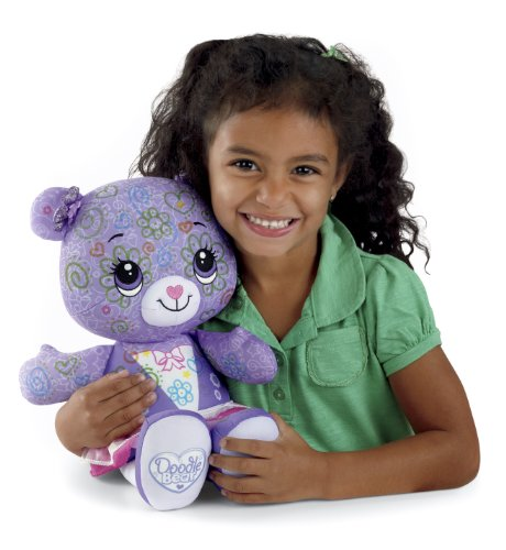 Fisher-Price Doodle Bear - Violet