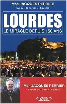 L'Evangile de Lourdes - Jacques Perrier