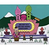 South Park - Big Gay Al's Animal Sanctuary Decal