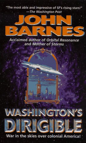 Image for Washington's Dirigible (Timeline Wars/John Barnes, No 2)