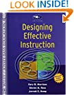 Designing Effective Instruction, 4th Edition