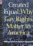 Created Equal: Why Gay Rights Matter to America (0312117647) by Nava, Michael