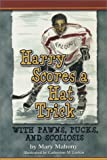 img - for Harry Scores a Hat Trick With Pawns, Pucks, and Scoliosis book / textbook / text book