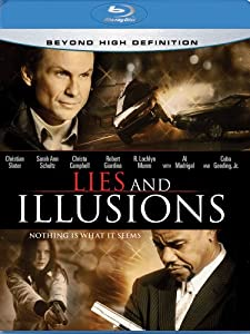 Lies and Illusions [Blu-ray] [Import]