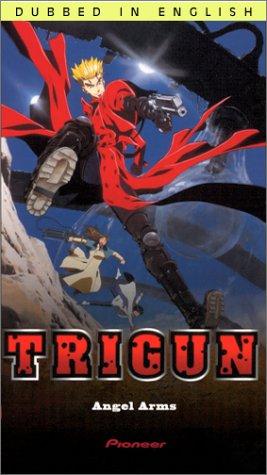 Trigun Vol. 5 : Angel Arms [VHS] [Import]
