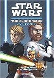 echange, troc Henry Gilroy, Matt Fillbach, Shawn Fillbach - Star Wars The Clone Wars Aventures, Tome 1 : Les chantiers de la destruction