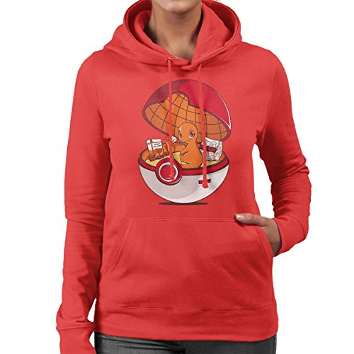 Red-Pokehouse-Charmander-Pokemon-Womens-Hooded-Sweatshirt