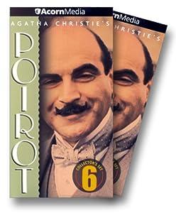 Poirot: 3pc Box: Set 6 - Vhs