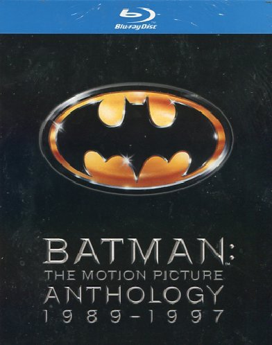 Batman - The motion picture anthology 1989 - 1997 [Blu-ray] [IT Import]
