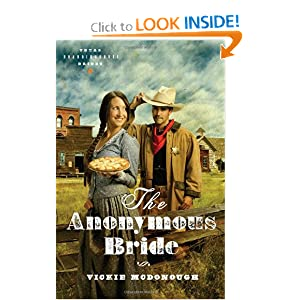 The Anonymous Bride (Texas Boardinghouse Brides, Book 1)