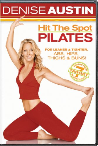 Hit the Spot Pilates [DVD] [2005] [Region 1] [US Import] [NTSC]