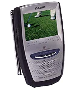 Casio EV-660 Handheld Colour TV 3