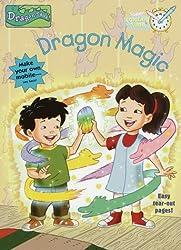 Dragon Magic (Super Coloring Book)