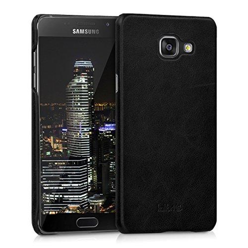kalibri-Backcover-Hlle-aus-Echtleder-fr-Samsung-Galaxy-A5-2016-in-Schwarz
