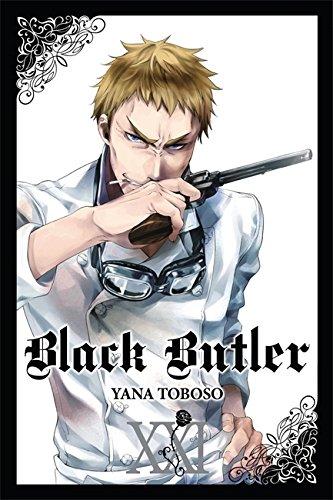 Black Butler, Vol. 21