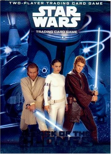 Star Wars Two-Player Trading Card Game Attack of the Clones - 1