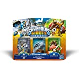 Skylanders Giants Battlepack #1 - Chop Chop - Dragonfire Cannon - Shroomboom