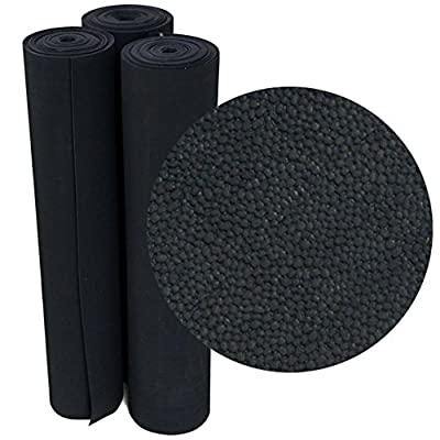 Rubber-Cal Tuff-N-Lastic Rubber Flooring Runners