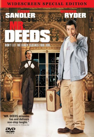 Cover art for  Mr. Deeds (Widescreen Special Edition)