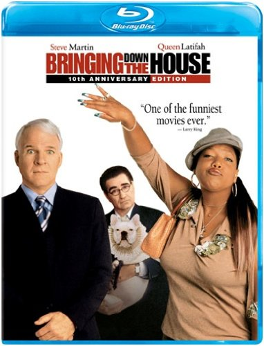 Cover art for  Bringing Down the House: 10th Anniversary Edition [Blu-ray]