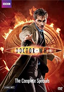 Doctor Who: The Complete Specials from BBC Home Entertainment