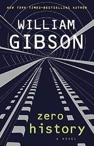 """Cover of """"Zero History"""""""