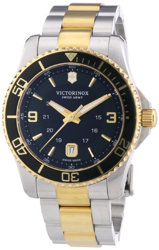 Victorinox Maverick GS 241605 Mens Wristwatch Solid Case