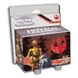 Star Wars: Imperial Assault - R2D2 y C3PO, juego de cartas (Edge Entertainment EDGSWI12)